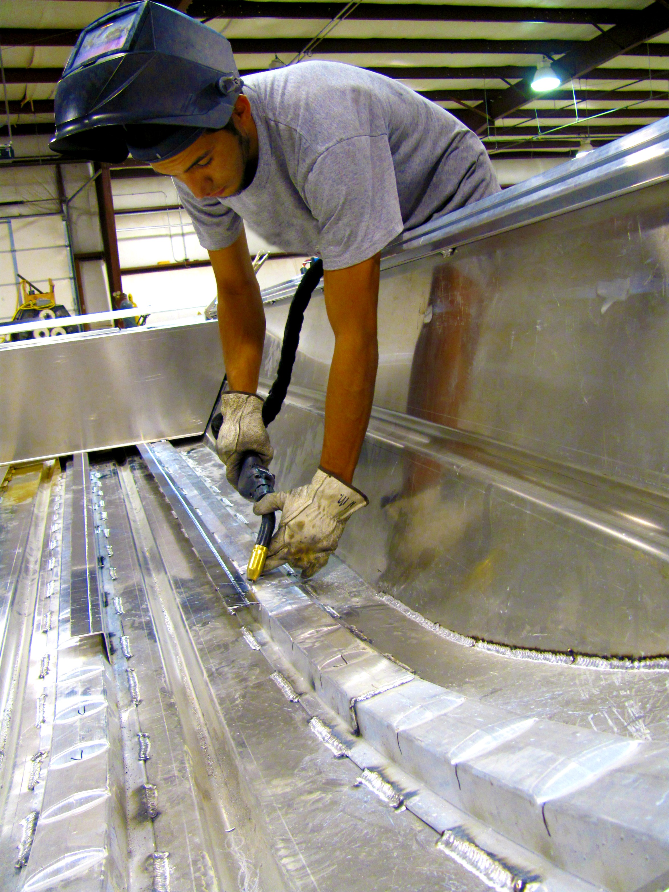 high school welding projects